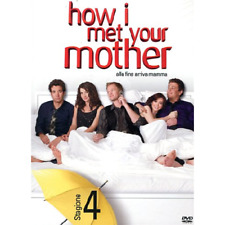 How I Met Your Mother - Stagione 04 (3 Dvd)  [Dvd Nuovo]