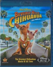 Beverly Hills Chihuahua (Blu-ray Disc, 2009, Canadian) DISNEY