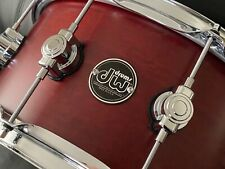 """DW Performance Series Tobacco Stain 6.5""""x 14"""" Snare Drum"""
