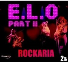 Electric Light Orchestra, Elo Part 2 - Part II Rockaria [New CD]