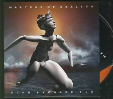 MASTERS OF REALITY King Richard Tlh-Up In It 2 TR CARD slv CD SINGLE