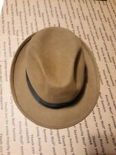 Vintage Stetson 58 Men's Hat 7 1/4""