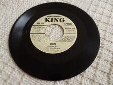 TINY BRADSHAW  CHOICE/LIGHT  KING 4757 BIO LABEL
