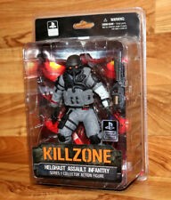 Killzone Helghast Assault Infantry Series 1 Collector Action Figure PS2 PS3 PS4