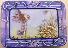 Amy Brown Fairy Faery Tin w 12 Cards & Env 2004 #95617 Sprites Too Set 11 of 12