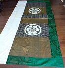 Japanese antique textile Buddhist altar cloth uchishiki early 20th century  CC14