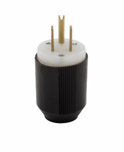Eaton ArrowHart Auto Grip Plug 5-15P 5266N