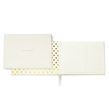 Kate Spade York Guest Book - Notes To The Bride And Groom