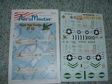 AeroMaster Decals 1/48 48-633 Fork Tail Devils Part Iii Cc