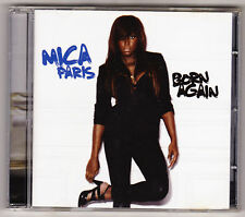 MICA PARIS - BORN AGAIN (CD 2009) - NEW / UNPLAYED