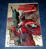 CAPTAIN AMERICA #12 CARNAGE-IZED GUICE variant MARVEL 2019 NM STATUE OF LIBERTY