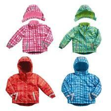 Mädchen-Winterjacken mit Kapuze aus Polyester