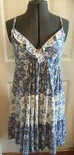 Mantaray Sleeveless floral Print Dress 12