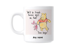 Personalised Gift Mug  Winnie the Pooh Special Friend