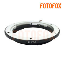 LR-EOS Leica R Lens to Canon EOS EF-S Camera Lens Mount Adapter 700D 60D 7D 5D