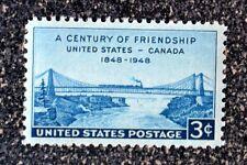 US1948 #961 3c A Century of Friendship Canada - Single - Mint  NH