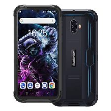 Blackview BV5900 3GB+32GB 4G Unlocked Android Smart Mobile Phone Outdoor Black