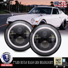Headlight For Datsun 240Z 260Z 280Z 280ZX 1970-78 H4 Headlight Bulb Conversion