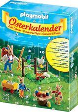 Playmobil 4169 Osterkalender Osterhasen Easter Calendar Bunnies Hasen