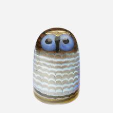 iittala - Birds by Toikka - Owlet Figurine