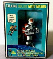 1969 VINTAGE ANTIQUE RARE NOS MATTEL TALKING MAJOR MATT MASON MAN IN SPACE #6362
