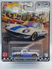 2021 Hot Wheels Boulevard Series 1968 Mazda Cosmo Sport #22 Mad Mike NIP