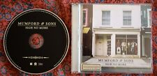 Mumford & Sons - Sigh No More CD Island Gentlemen Of The Road ‎– 2722538 UK 2009