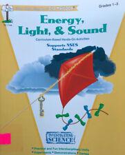 The Education Center: TEC1744: Energy, Light, & Sound: Grade 1-3