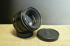 HELIOS 44-2. F2 /58mm Russian /USSR lens M42 for SLR camera.EXCELLENT (187)