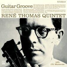 René Thomas GUITAR GROOVE (2 LP ON 1 CD)
