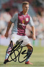 ASTON VILLA HAND SIGNED JOE BENNETT 6X4 PHOTO 6.