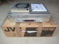 JVC HR-DVS2 miniDV / S-VHS ET Recorder, OVP, generalüberholt, 2J. Garantie