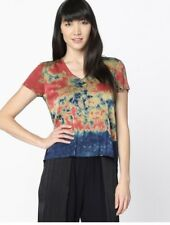 XCVI Cyrus Top Multi Color - NWT Size XS