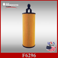 F6296 OIL FILTER ~ CHRYSLER 200 300 V6 3.6L CHALLENGER, CHARGER, JEEP, ROUTAN