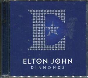 Elton John Diamonds CD NEW 2-disc Greatest Hits Your SOng Daniel Circle of Life