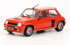 RENAULT 5 TURBO 1982 1:24 New & Box Diecast model Car miniature