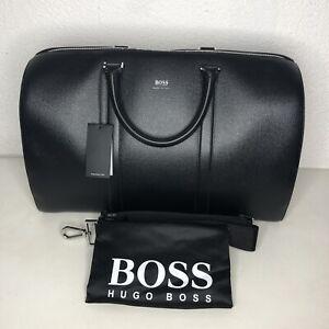 HUGO BOSS  Business,Reisetasche,Weekender, Neu mit Verpackung Schwarz UVP:850€