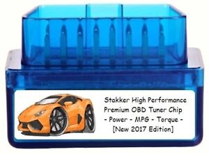 Stakker High Performance Chip Tuner [Add 150 HP 5 MPG ] Buick Cadillac Saturn