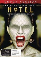 AMERICAN HORROR STORY (COMPLETE SEASON 5 - DVD SET SEALED + FREE POST)