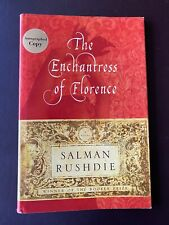 The Enchantress of Florence by Salman Rushdie (2008, Hardcover) SIGNED FIRST ED