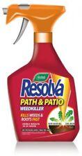Lawn Weedkiller Extra 1L Spray Bottle Resolva Home Garden Grass Weed Killer Root