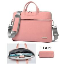 "Women Laptop Shoulder Bag Handbag 13-15"" Fashion Notebook Case Briefcase Macbook"