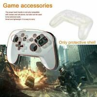 Crystal Case Hard Controller Protective Cover For Nintend Pro Switch W9S3