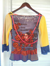 Haut doublé Save The Queen taille 36/38