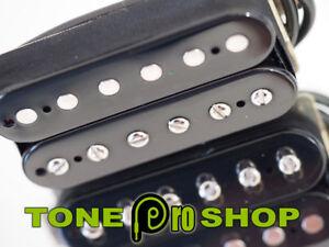 Tonerider Rocksong Neck Pickup Black - Humbucker - overwound Alnico II