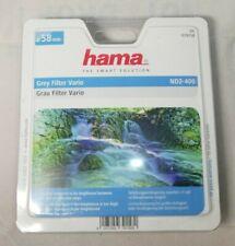 Hama Grey Filter Vario ND2-400 58mm