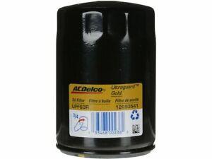 AC Delco Oil Filter fits Mitsubishi Raider 2009 3.7L V6 VIN: K FI 56QYTH