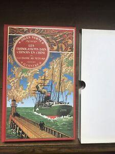 Les tribulations d'un Chinois en Chine, Chasse... Verne, Atlas 2007,  Hetzel