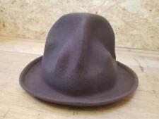 Mens Westwood Style Pharrell's Mountain Hat Quality Felt Rare Handmade 100% Wool