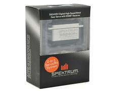 SPEKTRUM RC S6240RX HIGH SPEED DIGITAL SERVO W/ INTEGRATED DSMR RECEIVER RX !!